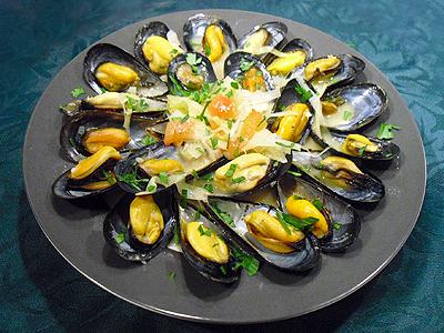 Moules la bordelaise la recette facile par toqu s 2 cuisine - Cuisine bordelaise ...
