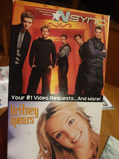 nsync and britney spears your #1 video requests and more