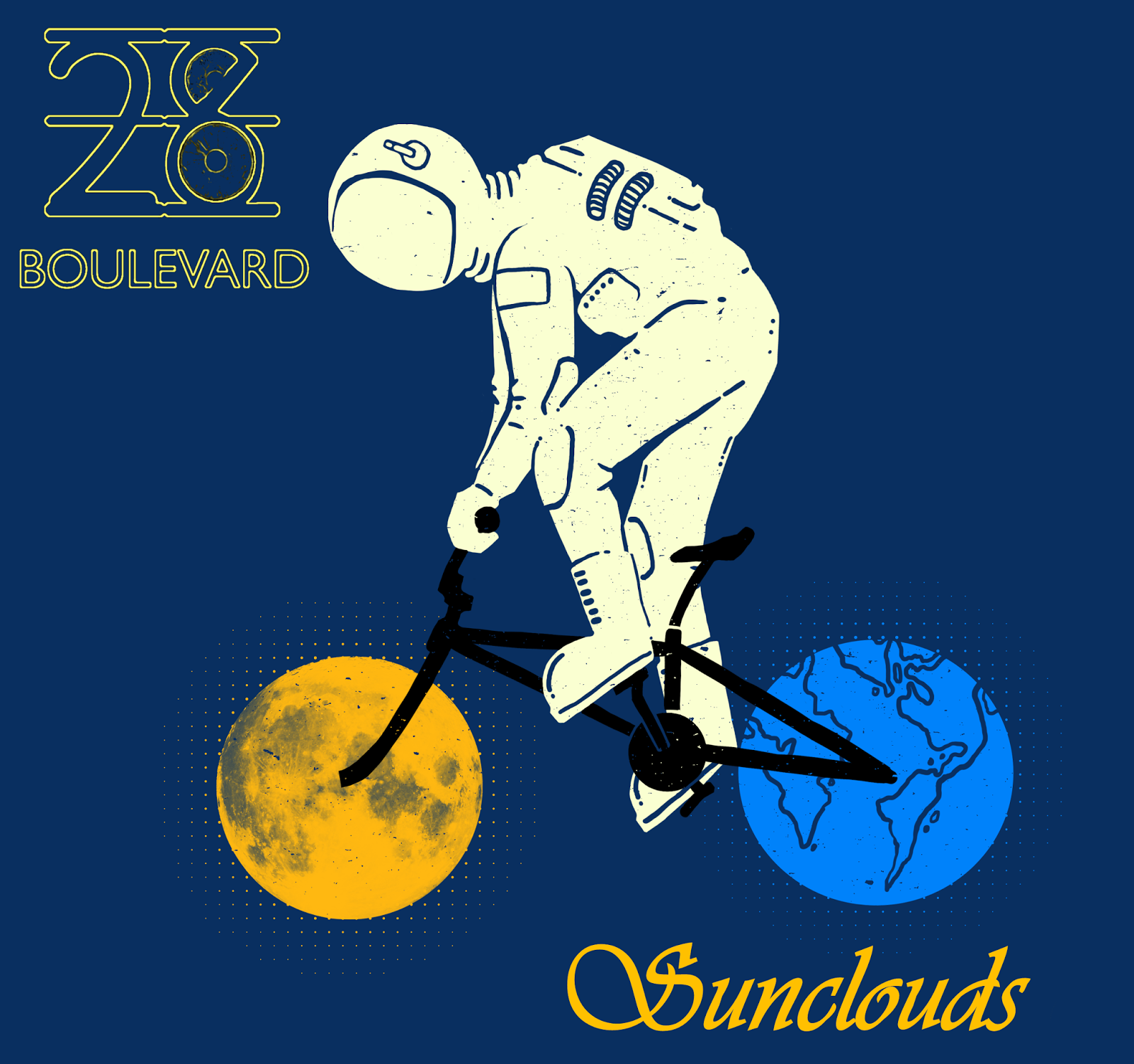 28 Boulevard release their latest five-track EP, Sunclouds