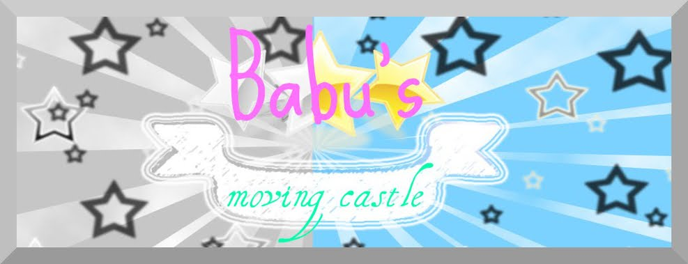 Babu's moving castle