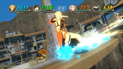Naruto Shippuden: Ultimate Ninja Storm – Revolution PC Highly Compressed.