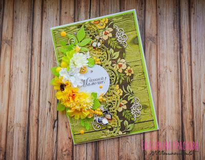 Цветочки из ткани сделанные