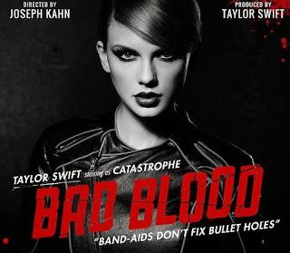 Keren! Video Terbaru Taylor Swift Bad Blood, Penuh Selebriti Hollywood