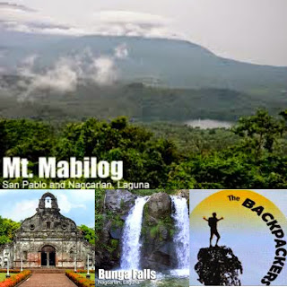 Next event - Mt. Mabilog (September 20 and 21, 2014)