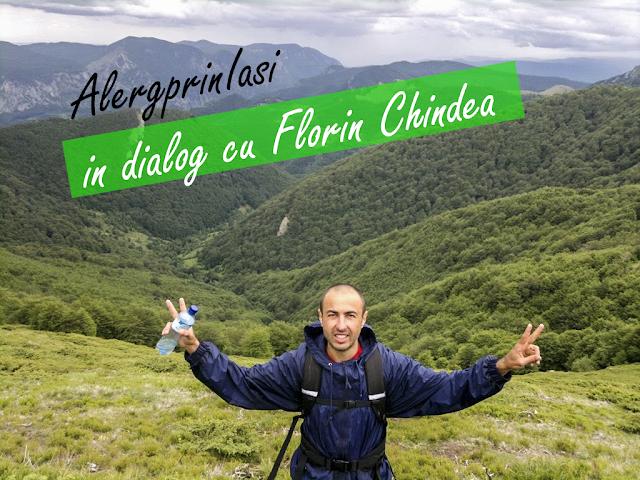 Interviu Florin Chindea pentru Alerg prin Iaşi. Despre alergare şi pregătirea pentru semimaraton