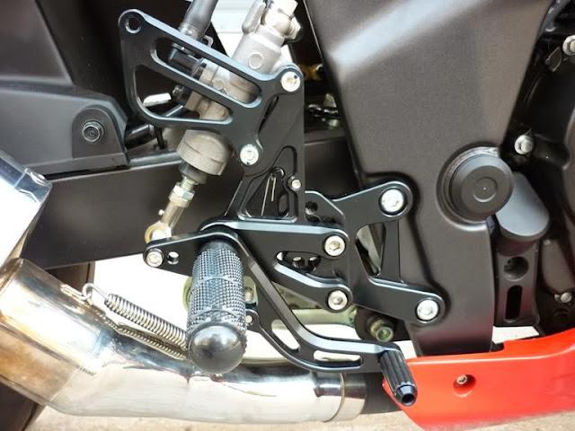Honda CBR250R Lebih Keren