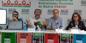 Informe sobre locales de apuestas en Madrid: 61 negocios se ubican a menos de cien metros de centro