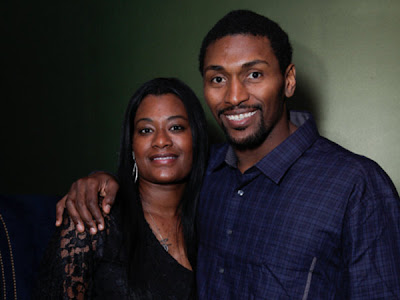 Ron Artest Claims That His Wife Kimsha DID NOT Post Those Comments On Facebook