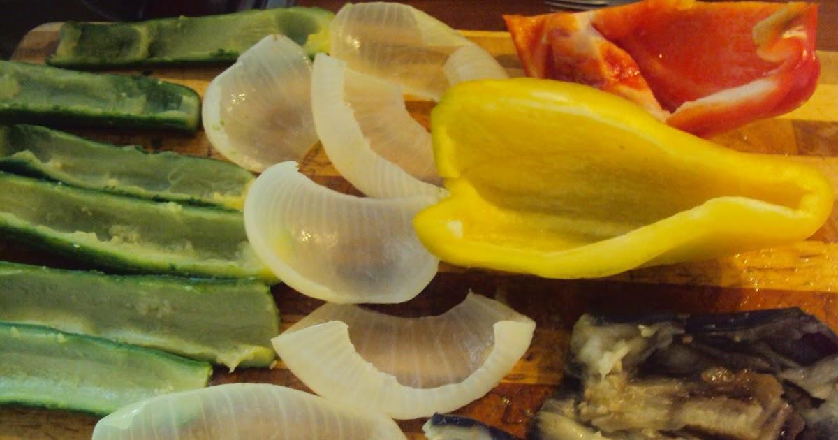 La cucina di zia simonetta verdure ripiene for Enormi isole di cucina