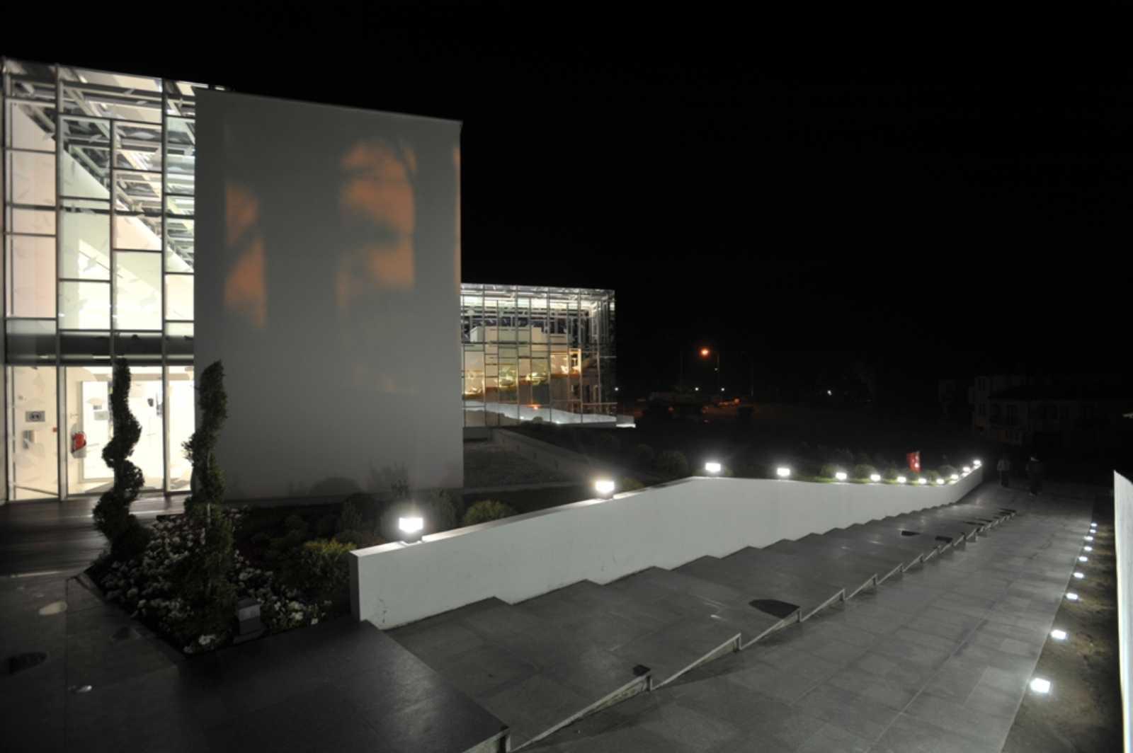 Memorial House Todor Proeski By Syndicate Studio