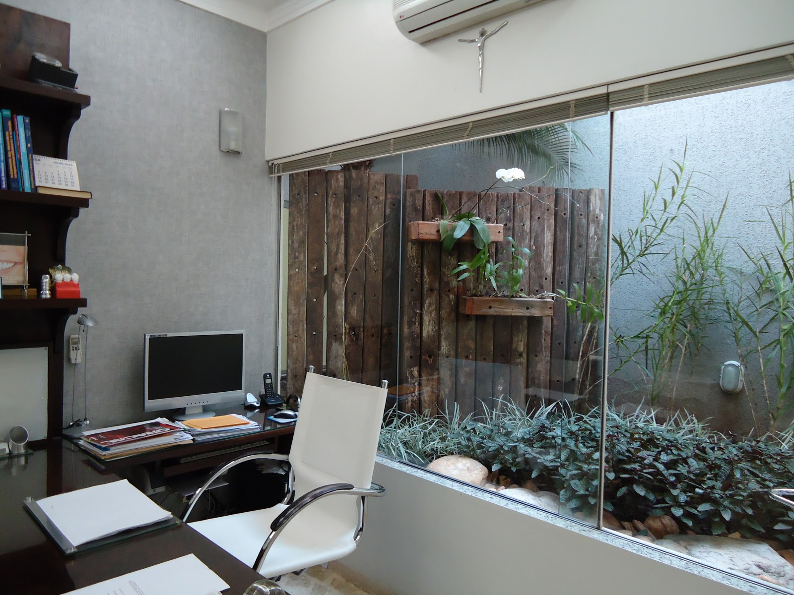 mesa jardim de inverno:Design de Interiores: Jardim de Inverno