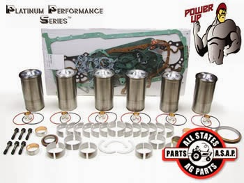 John Deere engine rebuild overhaul kit