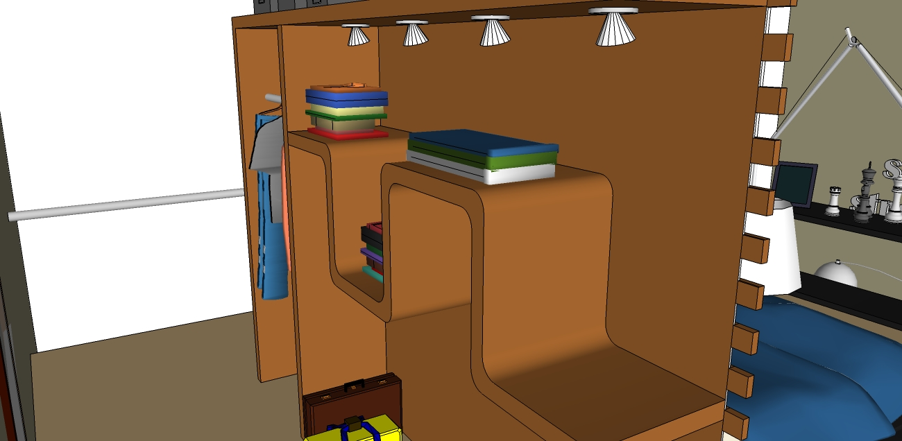 Decotweet proyecto dise a tu cuarto for Disena tu habitacion