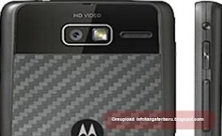 Harga Motorola DROID RAZR M 4G LTE XT907 (Motorola Scorpion Mini) Spesifikasi 2012