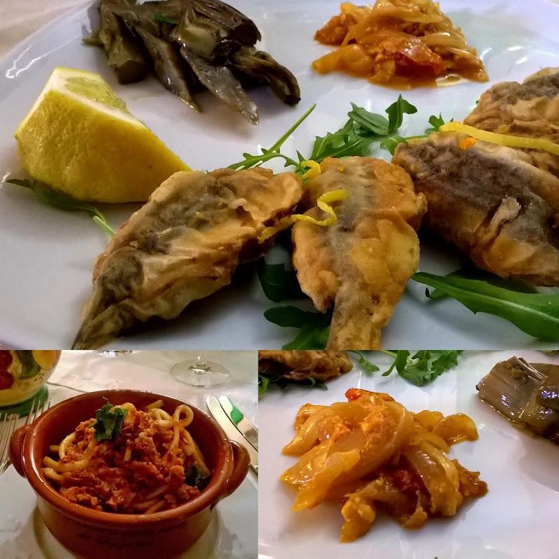 Gefüllte Sardellen, Scialatelli und Cipollata - die traditionelle Küche des Cilento