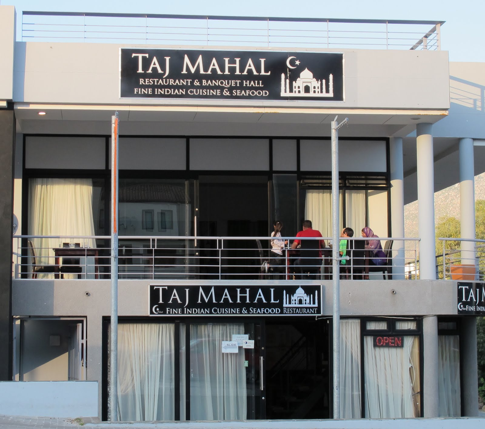 CHATTERBOX: Halaal Restaurants In Cape Town