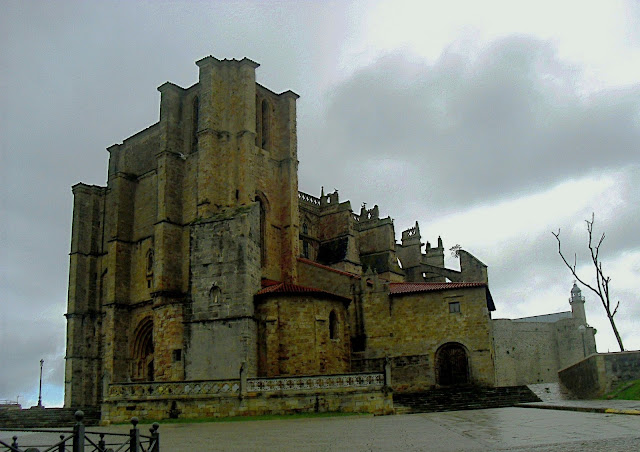 Iglesia de Santa Maria de la Asuncion en Castro Urdiales