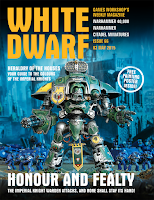White Dwarf Weekly número 66 de abril