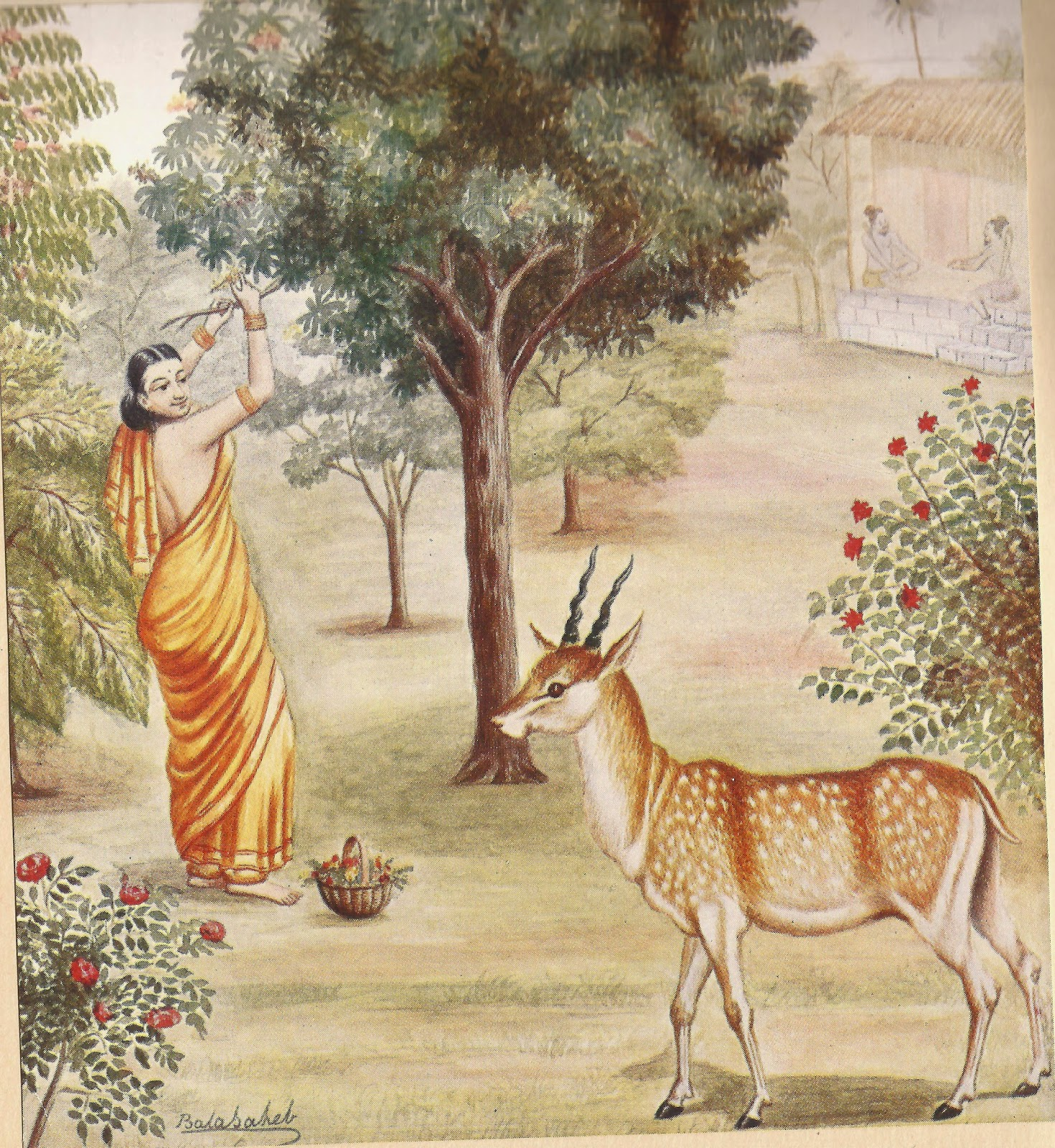 hindu single men in deer river Hindu goddess saraswati the  she is the river of consciousness  brahma's mouth riding a swan as the goddess saraswati knowledge helps man find possibilities.
