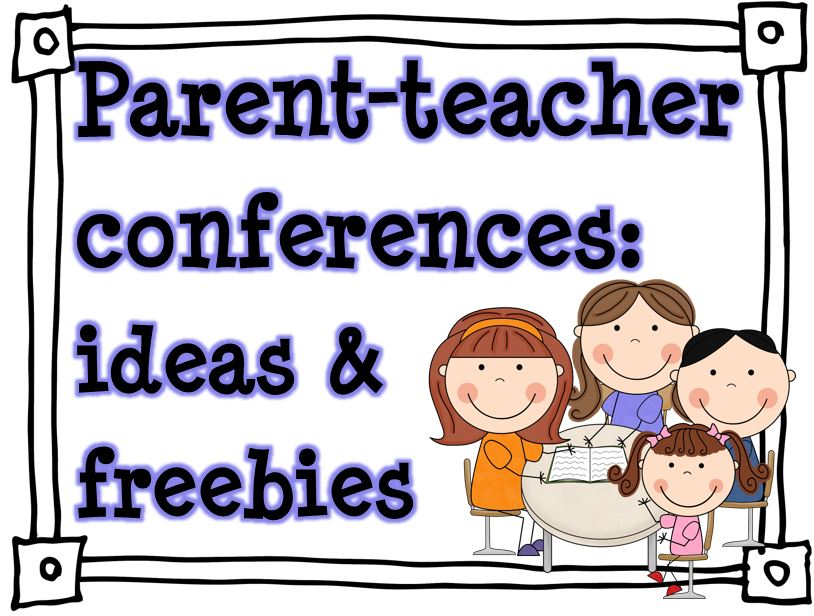 parents conference forms
