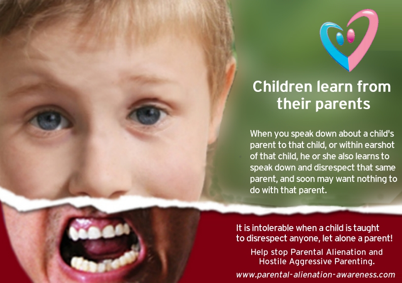 things that children learn from their parents Emotional tie that children have with their parents children learn from and are influenced between parents and their children the parent must be.