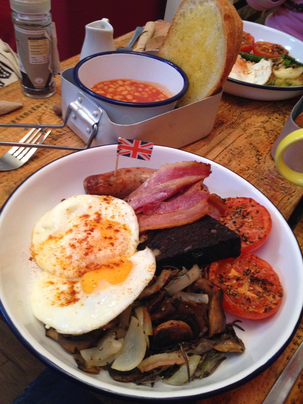 The Fry Up Inspector Fry Up Inspector Recommended