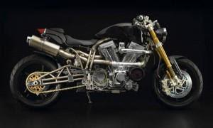 Ecosse Titanium Series FE Ti XX motor
