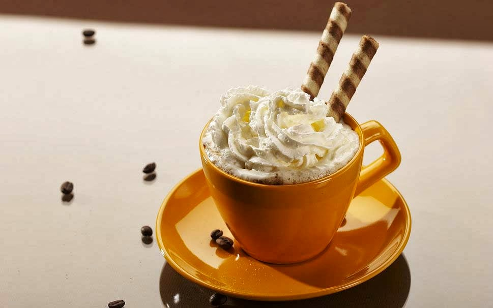 ice-cream-coffee-corn-cup-walpaper