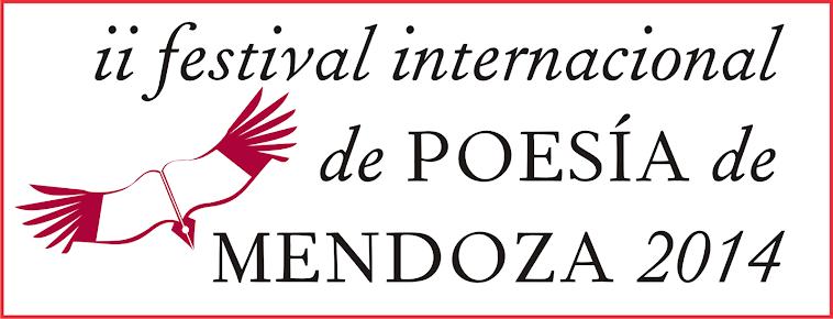 II Festival Internacional de Poesía de Mendoza - 2014