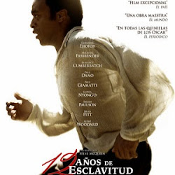 Poster 12 Years a Slave 2013