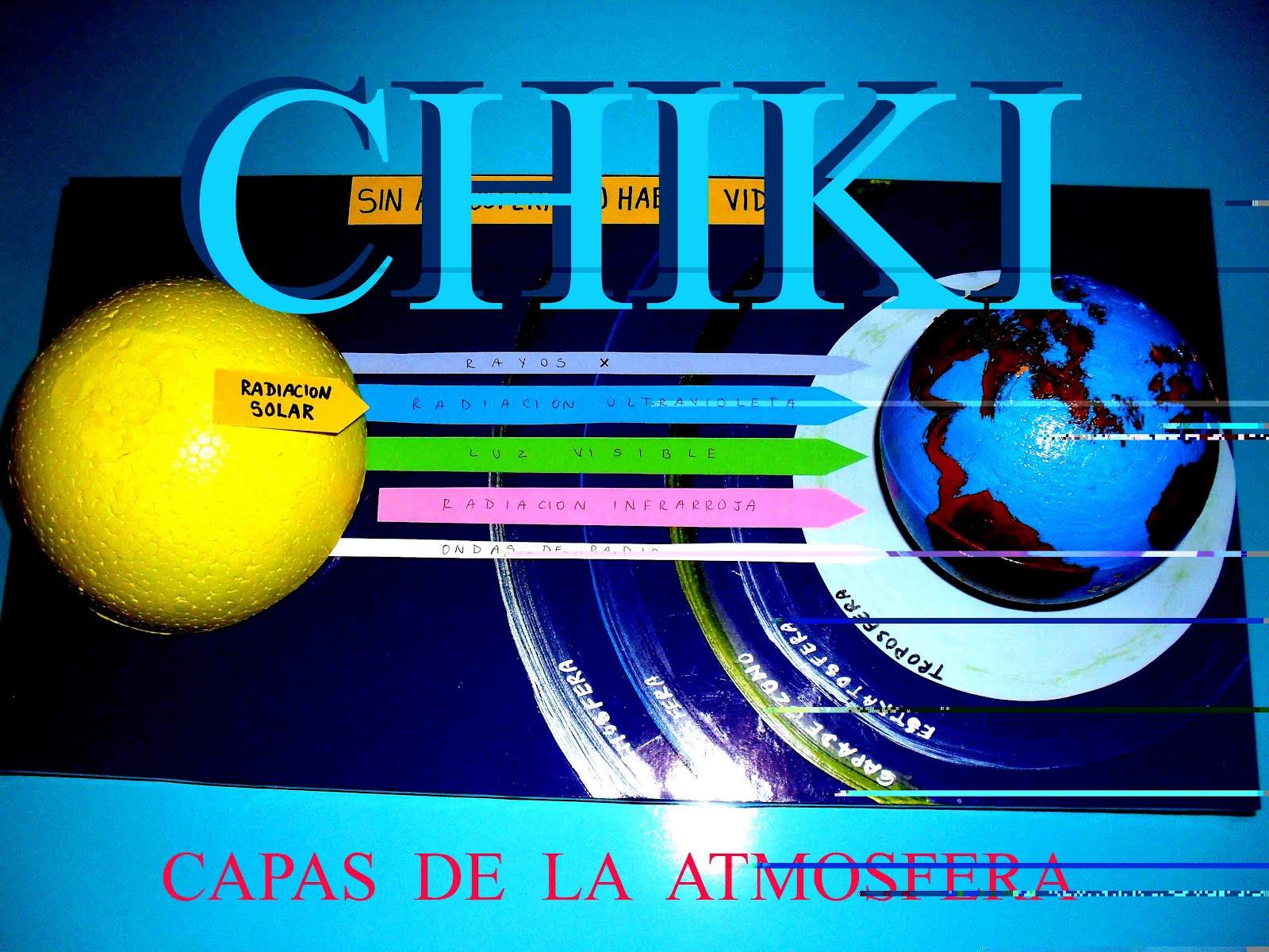 MAQUETAS, MANUALIDADES, Santa Anita Lima-Perù: MAQUETA DE LA CAPA DE