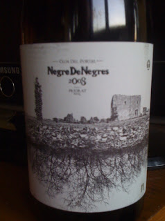 Negre de Negres 2008. DOQ Priorat