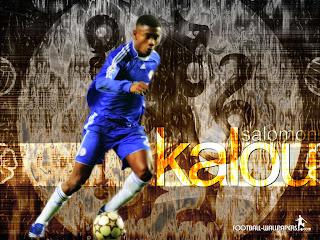 Salomon Kalou Chelsea Wallpaper 2011 1