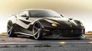 Gambar Mobil Ferrari vs lamborghini