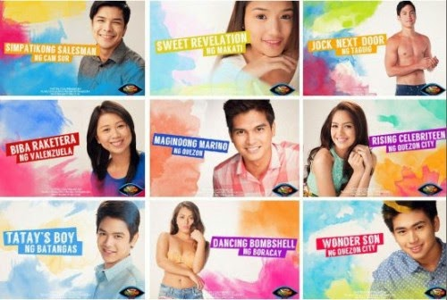 Pinoy Big Brother All Housemates In
