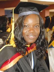 babcock university best graduating student