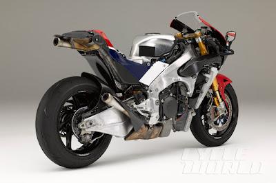 Honda RC213V-S, Kemampuan Setara MotoGP Dengan Harga Selangit
