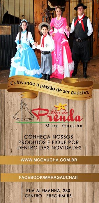 Flor de Prenda - Mara Gaúcha