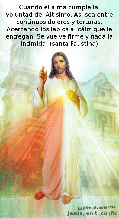 divina misericordia con anotacion del diario escrito por su santa