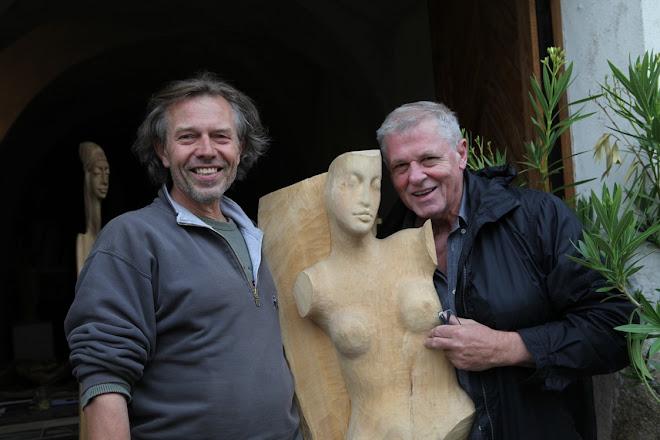 S Laďou Kerndlem, červen 2012