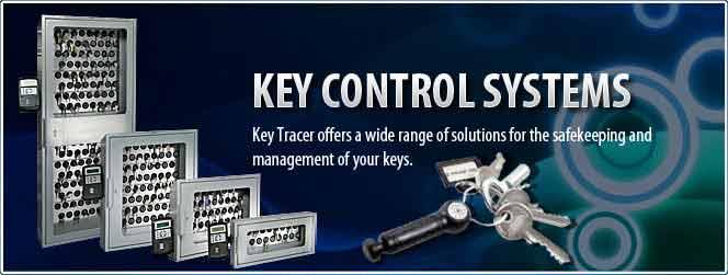 Keytracer Electronic Key Lockers Security Key Box