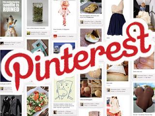 Pinterest: pagina principale