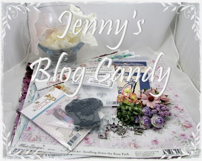 Jenny's Blog Candy 'til Mar. 2