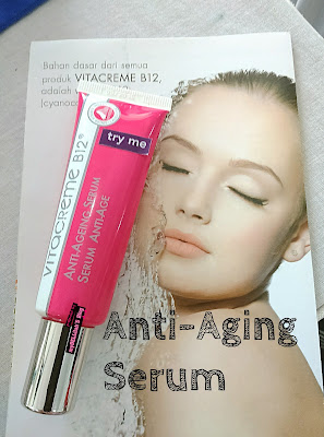 VITACREME B12 ANTI-AGEING SERUM