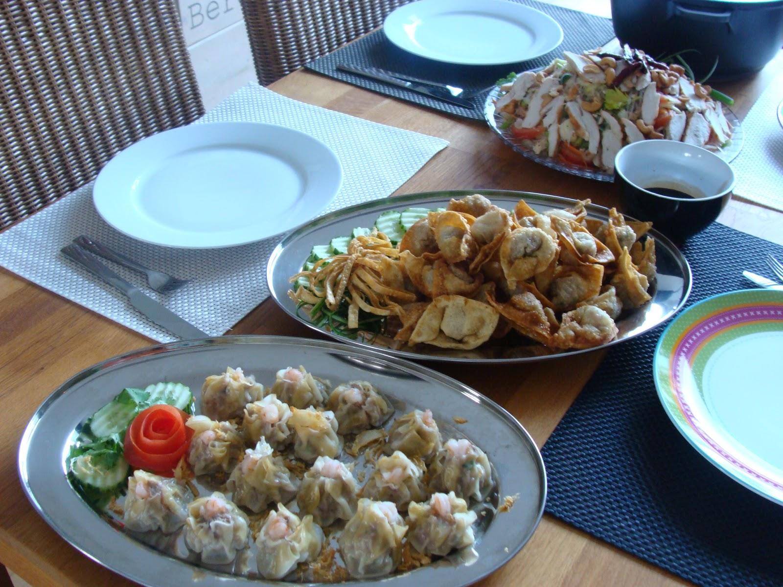 Makkelijk Thais Eten Simple Thai Food อาหารไทยง ายๆ Thaise