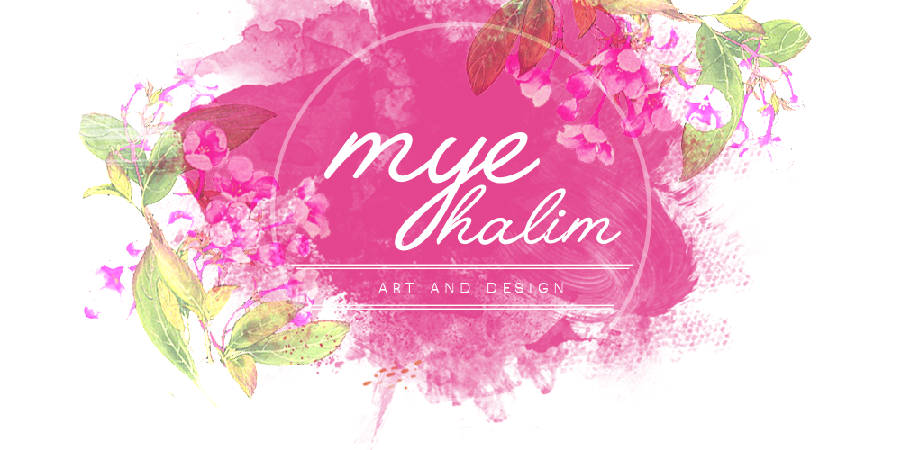 MyesarahHalim : Art & Design