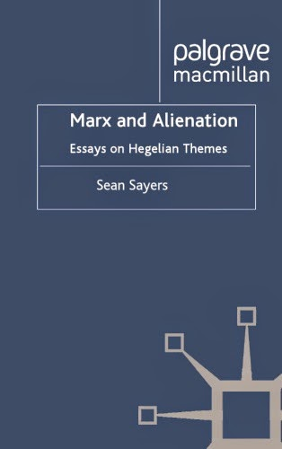 marx and alienation essay