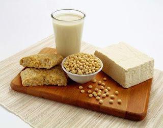 Προϊόντα σόγιας ασπίδα υγείας κατά της παχυσαρκίας