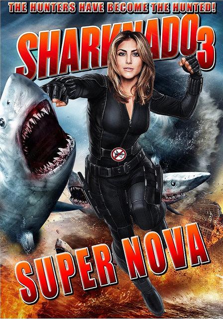 Bão Cá Mập - Sharknado 3