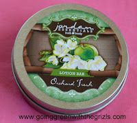 jordan essential lotion bar in tin